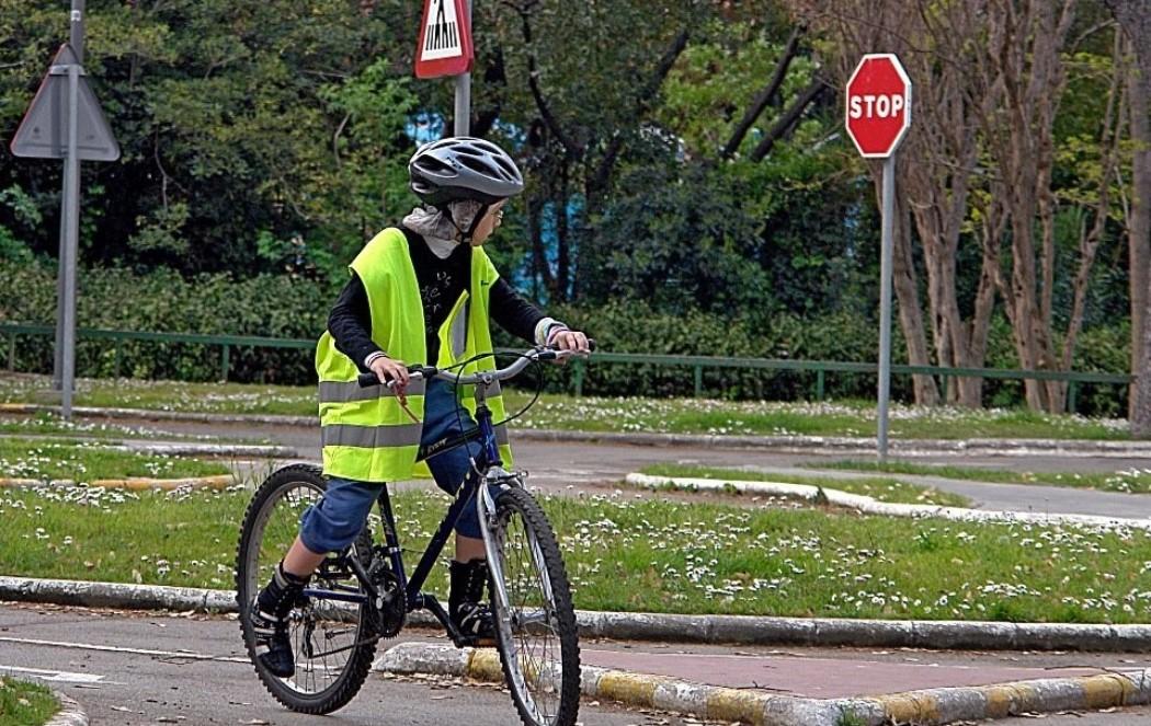 Велосипедист. Какие для них существуют правила?