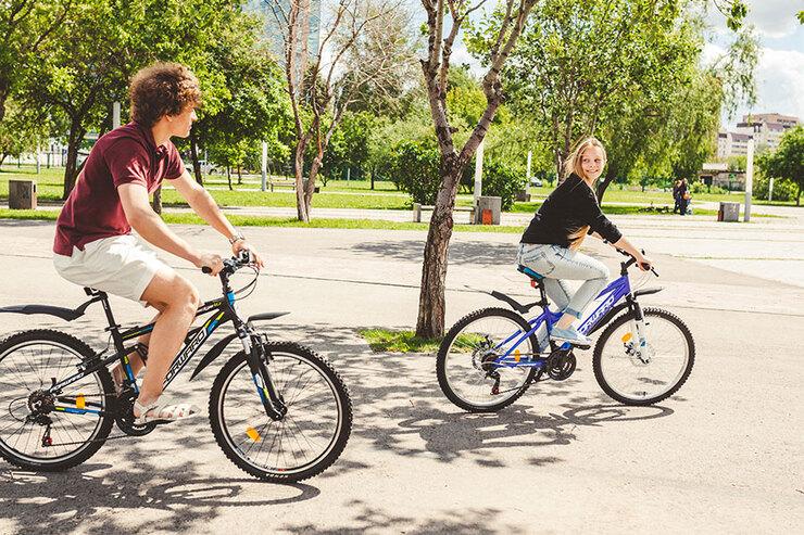 Выбор велосипеда для подростка