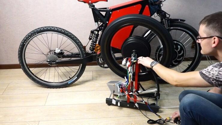 Как превратить обычный велосипед в электрический