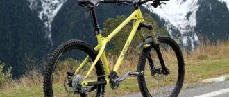 Велосипеды хардтейл: что это такое и как их выбрать?