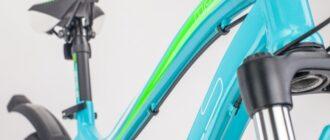 Обзор велосипеда Stels Miss 5000