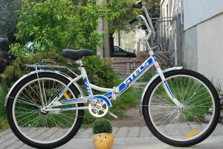 Особенности прогулочного велосипеда STELS Pilot-710