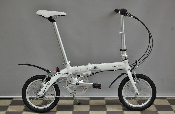 Складные велосипеды Dahon - экономичный городской транспорт