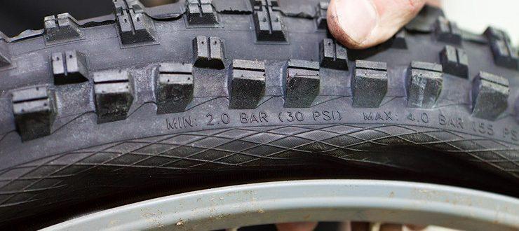 Давление в шинах велосипеда