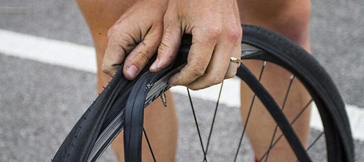 Как заменить камеру велосипеда без усилий?