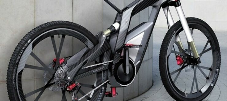 Велосипед Audi Worthersee